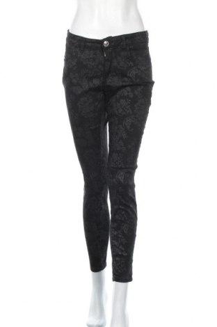 Γυναικείο παντελόνι MOS MOSH, Μέγεθος M, Χρώμα Μαύρο, 68% βαμβάκι, 29% πολυεστέρας, 3% ελαστάνη, Τιμή 23,39€