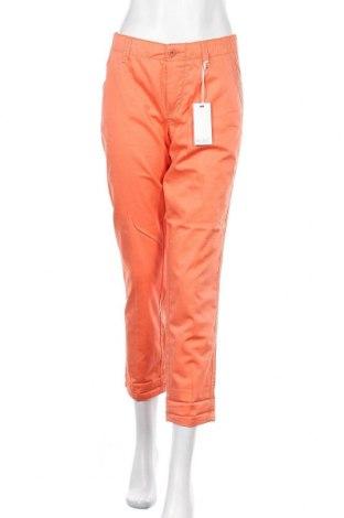 Дамски панталон Mac, Размер L, Цвят Розов, 98% памук, 2% еластан, Цена 48,00лв.