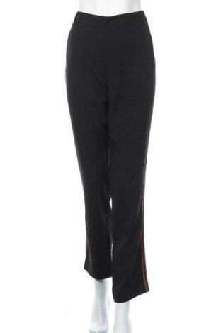 Γυναικείο παντελόνι More & More, Μέγεθος XL, Χρώμα Μαύρο, Τενσελ, Τιμή 12,27€