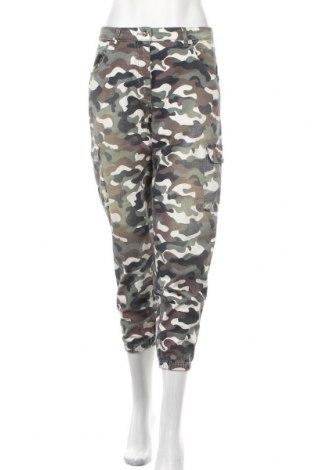 Γυναικείο παντελόνι Patrizia Pepe, Μέγεθος S, Χρώμα Πολύχρωμο, 97% βαμβάκι, 3% ελαστάνη, Τιμή 58,13€