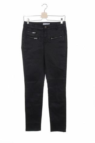 Γυναικείο παντελόνι Rick Cardona, Μέγεθος S, Χρώμα Μαύρο, 97% βαμβάκι, 3% ελαστάνη, Τιμή 13,80€
