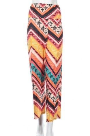 Γυναικείο παντελόνι Rick Cardona, Μέγεθος XL, Χρώμα Πολύχρωμο, 95% πολυεστέρας, 5% ελαστάνη, Τιμή 13,51€