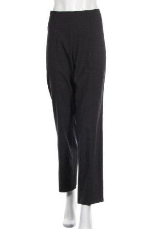 Γυναικείο παντελόνι Samoon, Μέγεθος XL, Χρώμα Γκρί, 65% πολυεστέρας, 32% βισκόζη, 3% ελαστάνη, Τιμή 14,03€