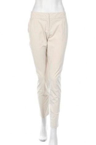 Γυναικείο παντελόνι Summum Woman, Μέγεθος L, Χρώμα Εκρού, Τιμή 18,51€