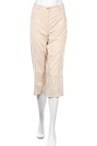 Дамски панталон Toni Dress, Размер M, Цвят Бежов, Цена 7,72лв.
