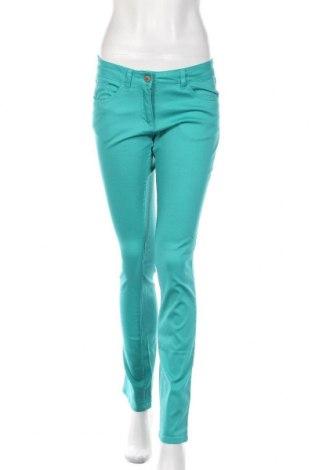 Дамски панталон Up 2 Fashion, Размер S, Цвят Син, 98% памук, 2% еластан, Цена 7,52лв.