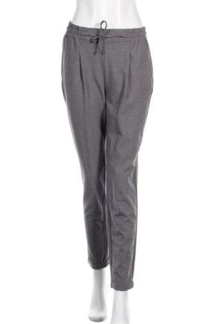 Γυναικείο παντελόνι Up 2 Fashion, Μέγεθος M, Χρώμα Γκρί, 67% πολυεστέρας, 29% βισκόζη, 4% ελαστάνη, Τιμή 9,65€