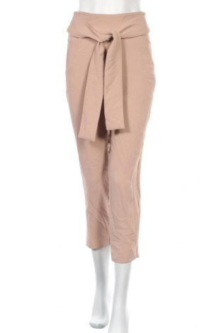 Дамски панталон Wilfred, Размер XS, Цвят Бежов, Полиестер, Цена 43,47лв.
