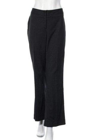 Дамски панталон Worthington, Размер M, Цвят Син, 65% полиестер, 32% вискоза, 3% еластан, Цена 9,32лв.
