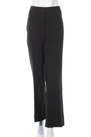 Дамски панталон Worthington, Размер M, Цвят Черен, 58% полиестер, 36% вискоза, 6% еластан, Цена 6,56лв.