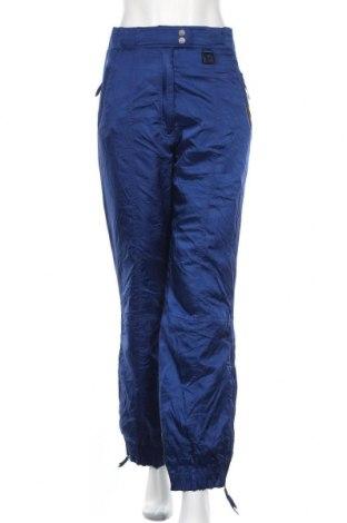 Дамски панталон за зимни спортове Couloir, Размер L, Цвят Син, Полиамид, Цена 15,46лв.