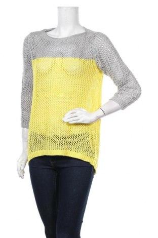 Дамски пуловер, Размер M, Цвят Жълт, Цена 8,82лв.
