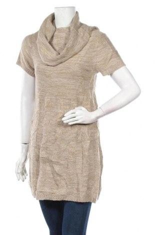 Γυναικείο πουλόβερ, Μέγεθος M, Χρώμα  Μπέζ, 100%ακρυλικό, Τιμή 15,79€