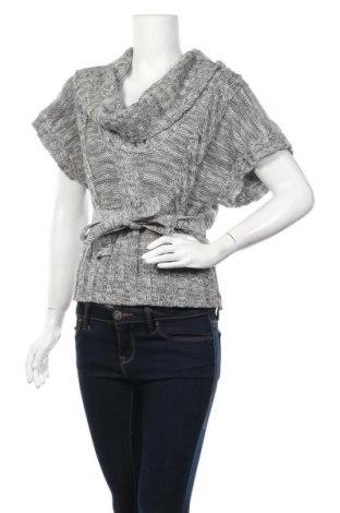 Γυναικείο πουλόβερ, Μέγεθος L, Χρώμα Γκρί, Ακρυλικό, Τιμή 5,23€
