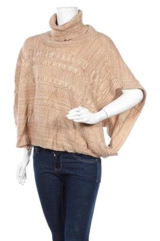 Γυναικείο πουλόβερ, Μέγεθος M, Χρώμα  Μπέζ, Ακρυλικό, Τιμή 6,59€
