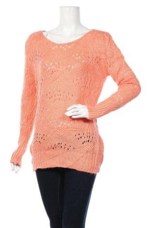 Дамски пуловер, Размер L, Цвят Розов, Цена 8,51лв.