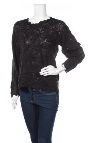 Γυναικείο πουλόβερ, Μέγεθος M, Χρώμα Μαύρο, Τιμή 4,77€