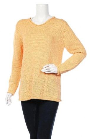 Дамски пуловер, Размер XL, Цвят Оранжев, Цена 21,95лв.