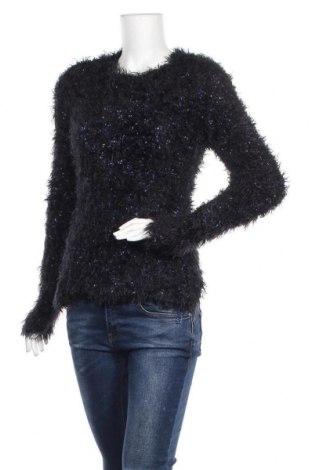 Дамски пуловер, Размер XS, Цвят Черен, Цена 13,86лв.