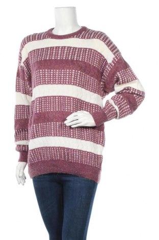 Дамски пуловер, Размер L, Цвят Лилав, Цена 29,40лв.
