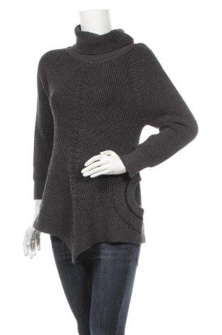 Дамски пуловер, Размер M, Цвят Син, Цена 25,20лв.