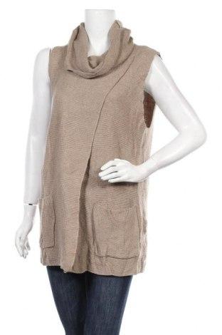 Γυναικείο πουλόβερ, Μέγεθος M, Χρώμα  Μπέζ, 70% πολυεστέρας, 15% πολυαμίδη, 15% μαλλί, Τιμή 13,45€