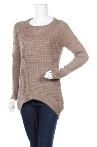 Γυναικείο πουλόβερ, Μέγεθος S, Χρώμα  Μπέζ, Ακρυλικό, Τιμή 7,27€