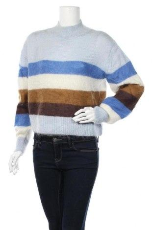 Дамски пуловер & Other Stories, Размер S, Цвят Многоцветен, 50% мохер, 31% полиамид, 19% вълна, Цена 46,41лв.