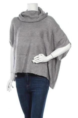 Γυναικείο πουλόβερ Adagio, Μέγεθος S, Χρώμα Γκρί, Ακρυλικό, Τιμή 5,46€