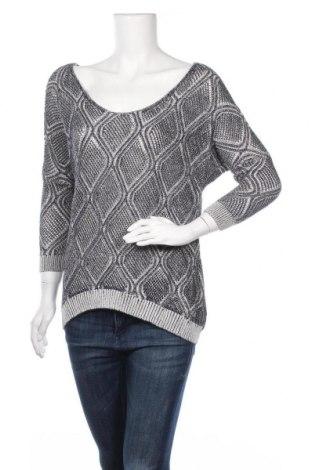 Дамски пуловер Aeropostale, Размер M, Цвят Син, Памук, Цена 13,86лв.