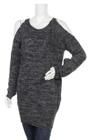 Дамски пуловер Almost Famous, Размер L, Цвят Черен, Акрил, Цена 12,08лв.