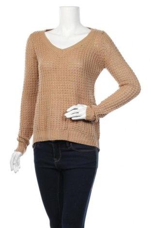 Дамски пуловер Ardene, Размер S, Цвят Кафяв, Акрил, Цена 7,56лв.