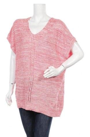 Дамски пуловер Autograph, Размер L, Цвят Розов, 59% памук, 41% вискоза, Цена 22,68лв.