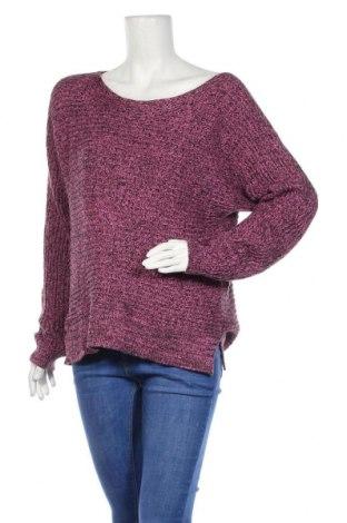 Γυναικείο πουλόβερ Bianca Nygard, Μέγεθος M, Χρώμα Ρόζ , Βαμβάκι, Τιμή 18,70€