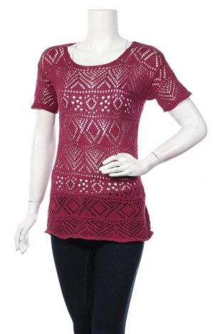 Дамски пуловер Blue Motion, Размер S, Цвят Розов, 60% памук, 40% вискоза, Цена 5,78лв.