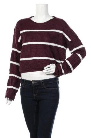 Γυναικείο πουλόβερ Charlotte Russe, Μέγεθος L, Χρώμα Βιολετί, Ακρυλικό, Τιμή 12,99€