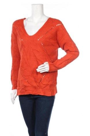 Γυναικείο πουλόβερ Charlotte Russe, Μέγεθος XS, Χρώμα Πορτοκαλί, Ακρυλικό, Τιμή 5,46€