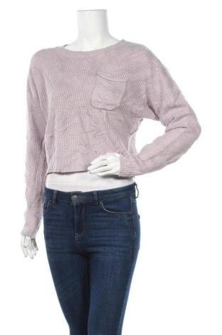 Γυναικείο πουλόβερ Charlotte Russe, Μέγεθος M, Χρώμα Βιολετί, 100%ακρυλικό, Τιμή 13,51€