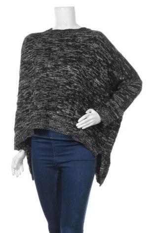 Γυναικείο πουλόβερ Charlotte Russe, Μέγεθος L, Χρώμα Μαύρο, 55% βαμβάκι, 45%ακρυλικό, Τιμή 11,95€