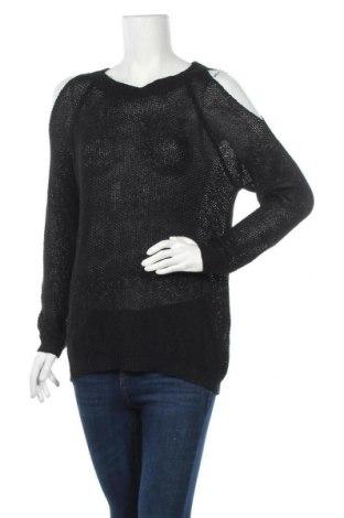 Дамски пуловер Colours Of The World, Размер M, Цвят Черен, Цена 7,06лв.