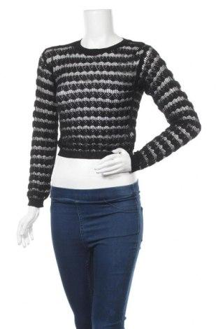 Γυναικείο πουλόβερ Denny Rose, Μέγεθος S, Χρώμα Μαύρο, 65% βισκόζη, 35% πολυαμίδη, Τιμή 32,51€
