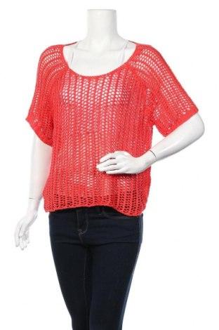 Дамски пуловер Design By Kappahl, Размер XL, Цвят Червен, Акрил, Цена 6,04лв.