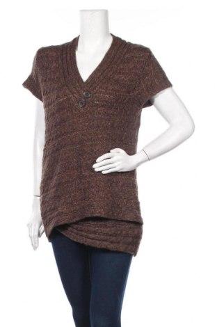 Γυναικείο πουλόβερ Dressbarn, Μέγεθος L, Χρώμα Καφέ, Ακρυλικό, Τιμή 14,62€