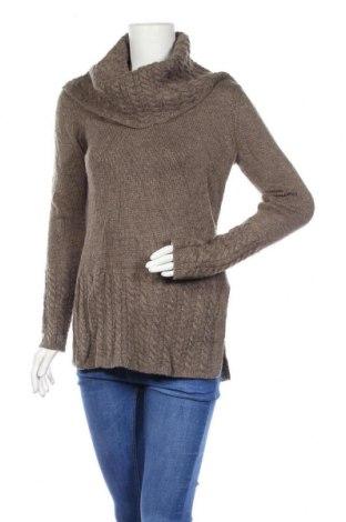 Γυναικείο πουλόβερ Ellen Tracy, Μέγεθος M, Χρώμα Γκρί, 70%ακρυλικό, 30% μαλλί, Τιμή 10,46€