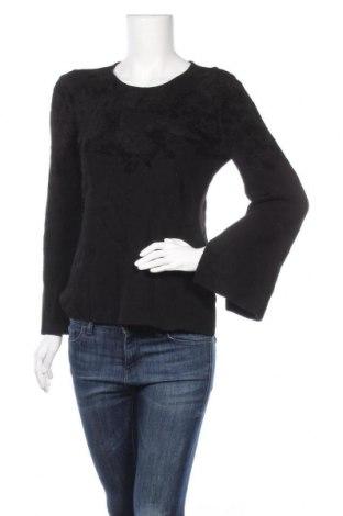 Γυναικείο πουλόβερ Ellen Tracy, Μέγεθος M, Χρώμα Μαύρο, 64% βισκόζη, 36% πολυαμίδη, Τιμή 25,40€
