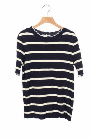 Дамски пуловер Esprit, Размер XS, Цвят Син, 60% памук, 40% вискоза, Цена 26,25лв.