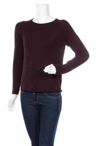 Дамски пуловер Essentials by Tchibo, Размер S, Цвят Лилав, 80% вискоза, 18% полиамид, 2% еластан, Цена 17,01лв.