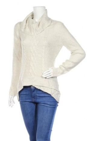Дамски пуловер George, Размер M, Цвят Бежов, Акрил, Цена 22,94лв.