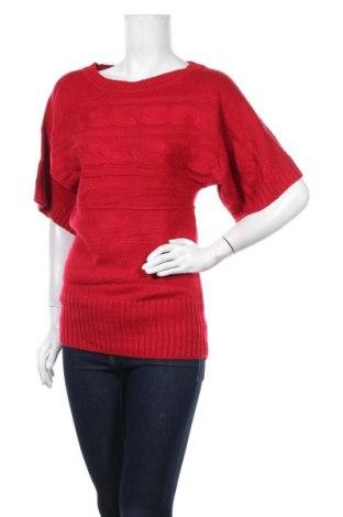 Γυναικείο πουλόβερ George, Μέγεθος M, Χρώμα Κόκκινο, Ακρυλικό, Τιμή 5,91€