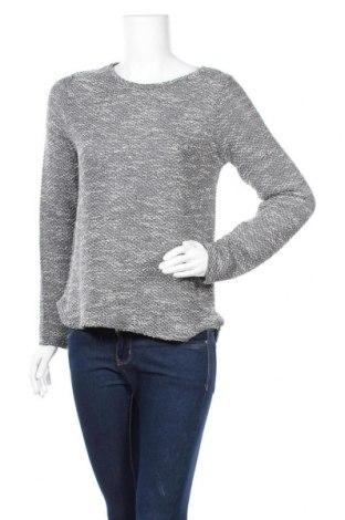 Дамски пуловер Gina, Размер S, Цвят Сив, Цена 7,35лв.